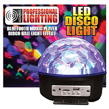 Adkins Pro Lighting LED Disco Light