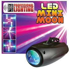 Adkins Pro Lighting LED Mini Moon
