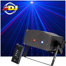 American DJ Micro Royal Galaxian