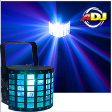 American DJ Mini Dekker LED Quad LED Effect