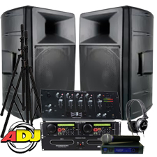 Mobile 310dls - American Audio DJ System
