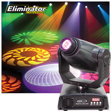 Eliminator Lighting Motion 60 LED