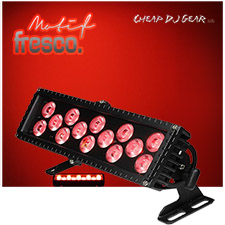 Blizzard Lighting Motif Fresco  sc 1 st  Cheap DJ gear & 1/2 Price Sale on Outdoor LED Lighting LED DJ Lights and LED DJ ...