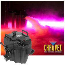 Chauvet Nimbus Jr. Dry Ice Machine
