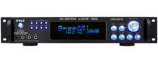 Pyle Pro 2000W Hybrid Pre-Amplifier AM/FM Tuner