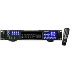 Pyle Pro 3000 Watt Karaoke Amplifier/Mixer w/FM Tuner