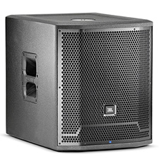 "JBL PRX715XLF 15"" Self Powered Extended Low Frequency Subwoofer System"