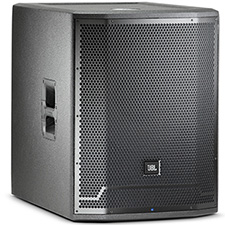 "JBL PRX718XLF 18"" Self Powered Extended Low Frequency Subwoofer System"