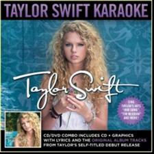 Taylor Swift Karaoke CD+G