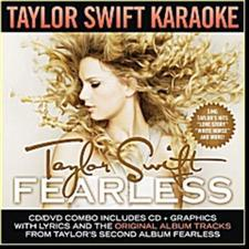 Taylor Swift Fearless Karaoke CD+G