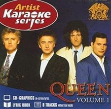 Queen Vol. 1 Karaoke Music