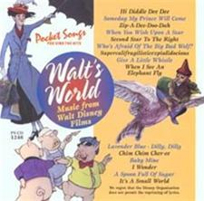 Walt's World Karaoke Music
