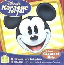 Disney Greatest Hits Karaoke Music