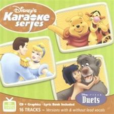 Disney & Pixar Duets Karaoke Music