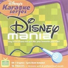 Disney Mania Karaoke Music