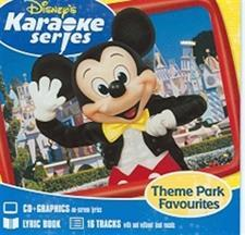 Theme Park Favorites Karaoke Music