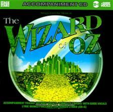 The Wizard of Oz Karaoke CD+G