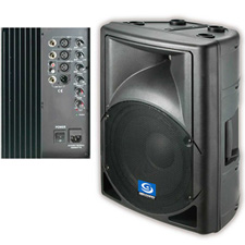 Gem Sound PXA112 Powered Speaker