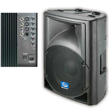 Gem Sound PXA115 Powered Speaker
