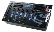 Pyle Pro DJ Mixer w/10 Band EQ
