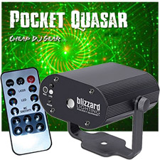 Blizzard Lighting Pocket Quasar