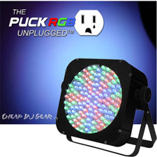 Blizzard Lighting The Puck RGB Unplugged