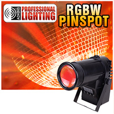 LED-PINSPOT-10WRGBW