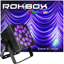 Blizzard Lighting RokBox 5 RGBVW