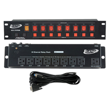 Elation SC8 Lighting Controller