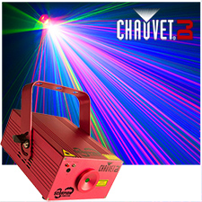 Chauvet DJ Scorpion Storm FX RGB
