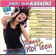 Today's Hot Teen Karaoke Music