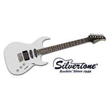 Silvertone Shredder - Metallic Silver