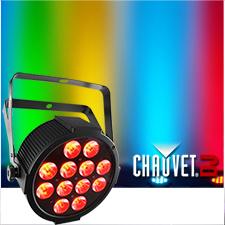 Chauvet DJ SlimPAR Q12 USB