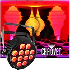 Chauvet DJ SlimPAR QUV12 USB