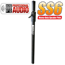 Adjustable Subwoofer Speaker Pole - Adkins Pro Audio