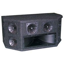 Gem Sound ST-21 Tweeter / Mid Horn Box