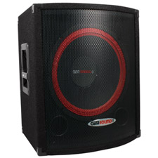 800 Watt Subwoofer - Gem Sound