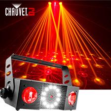 Chauvet DJ Swarm 4 FX