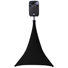 SCRIM WERKS 360 DEGREE SLIP SCREEN FOR TRIPOD STANDS Black