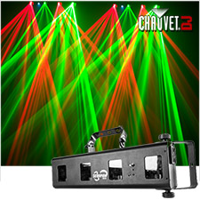 Chauvet DJ Scorpion Bar RG