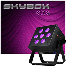 Blizzard Lighting SkyBox EXA (Black)