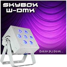 Blizzard Lighting SkyBox™ W-DMX (White)