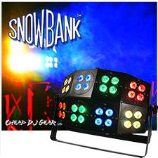 Blizzard Lighting SnowBank