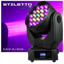 Blizzard Lighting Stiletto Z19