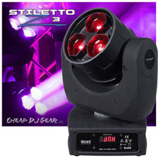 Blizzard Lighting Stiletto Z3