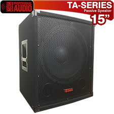 TA-15SUB  Speaker 1000 Watts 3-Way