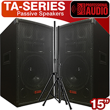 TA-150 Speaker 1000 Watts 3-Way