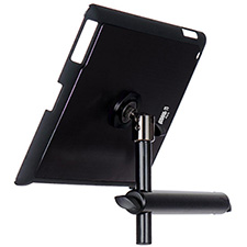 On-Stage Stands Tablet Mounting System with Snap-On Cover