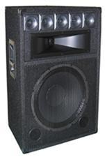 Gem Sound - TR-150 Speaker 600 Watts 3-Way