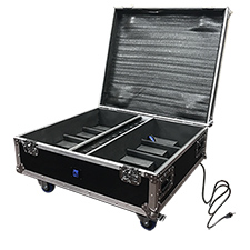 Tri-Beam Charging Flight Case